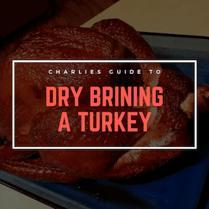 How To Dry Brine A Turkey for Smoking
