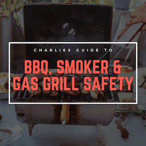 Step by Step Guide to Barbecue, Smoker And Gas Grill Safety