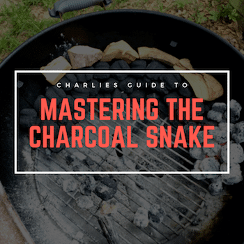Step by Step Guide to Mastering the Charcoal Snake Method