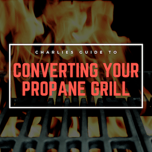 Converting Your Propane Grill To Natural Gas