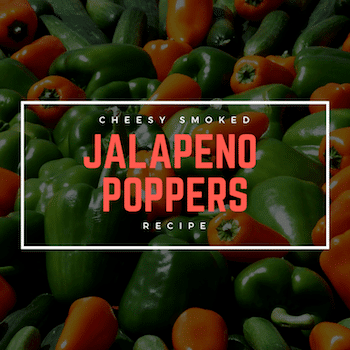 Cheesy Smoked Jalapeno Poppers