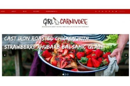Screenshot of Girl Carnivore