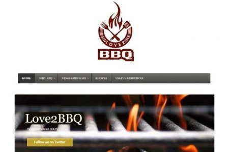 Screenshot of Love 2 BBQ