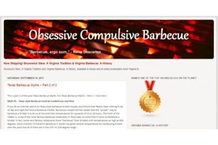 Screenshot of Obsessive Compulsive BBQ