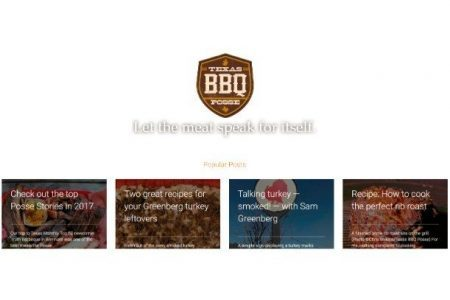 Screenshot of Texas BBQ Possee