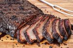 Tri tip carved ready to eat