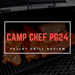 Camp Chef PG24 Pellet