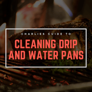 How to Clean Drip Pans and Water Pans [March 2019]