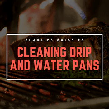 How to Clean Drip Pans and Water Pans