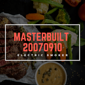 Smoker Review: Masterbuilt 20070910 [March 2019] 1