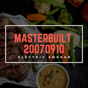 Masterbuilt 20070910