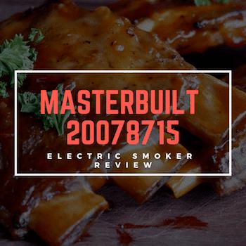 Masterbuilt 20078715