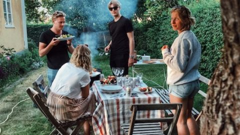 Barbecue, Smoker And Gas Grill Safety