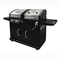 Dyna Glo DGB730SNB-D Dual Fuel Grill