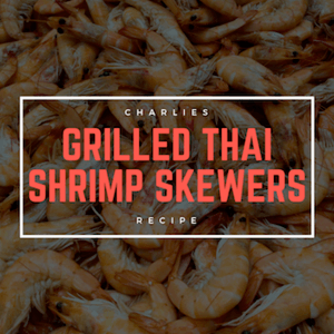 Grilled Thai Shrimp Skewers