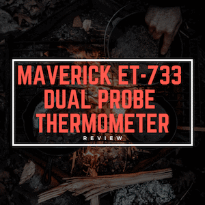 Maverick ET-733 Dual Probe Thermometer Review