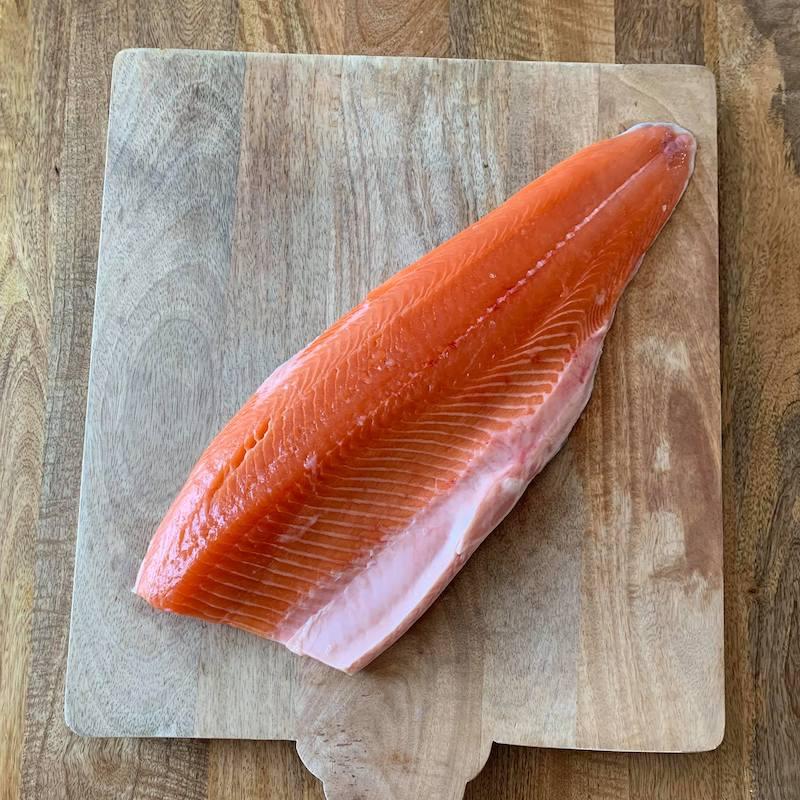 Smoked Salmon Fillet