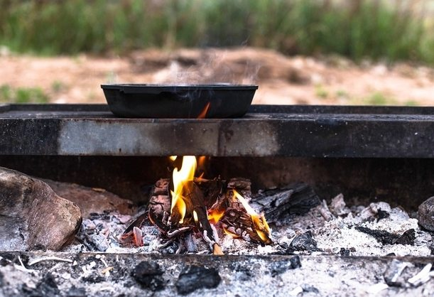 Thermodynamics Of Food And Cooking On An Infrared Grill