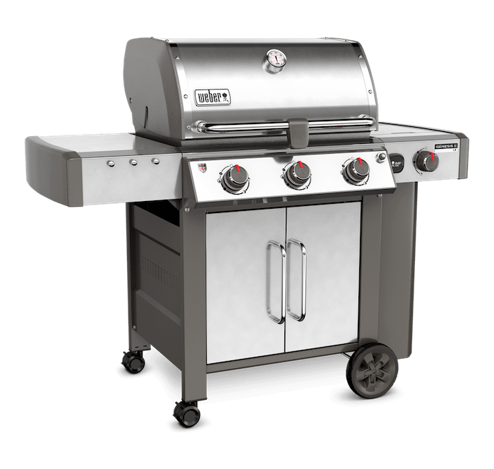 Weber Genesis 340 Gas Grill Review