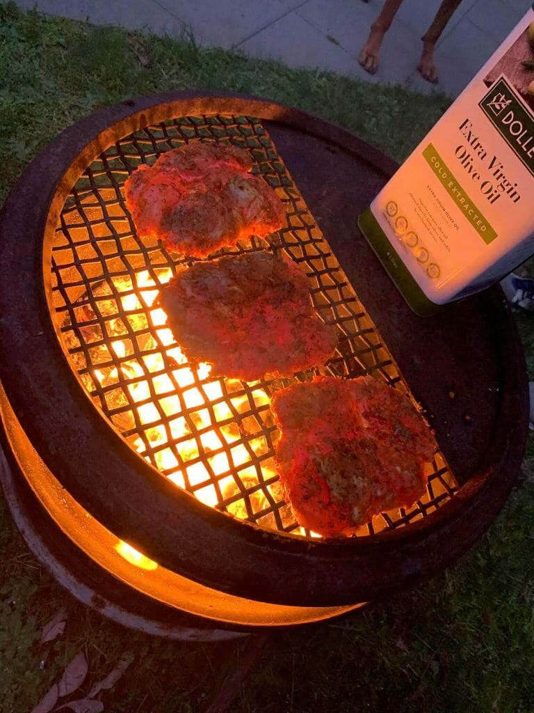 how to start charcoal grill