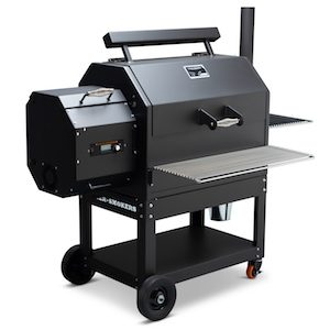 Home entertainers pellet smoker the Yoder YS640 Smoker