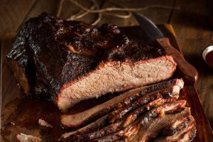 how to smoke brisket in an electric smoker