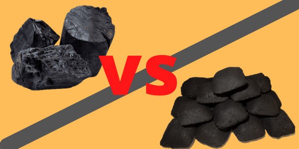 should you use Lump Charcoal or Charcoal Briquettes