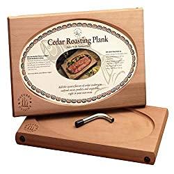 Natures Cuisine Cedar Plank