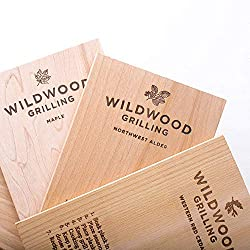 Wildwood Grilling Grill Planks