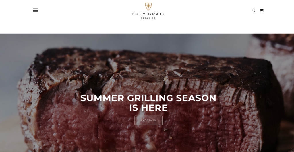 Holygrail Steak Online Meat Delivery
