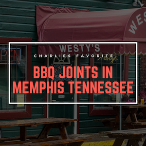 BBQ in Memphis Tennessee