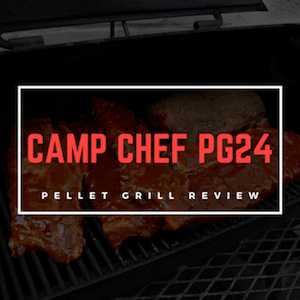 Camp Chef PG24 Pellet Smoker