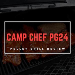 Camp Chef PG24 Pellet Smoker