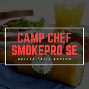 Camp Chef Smokepro SE