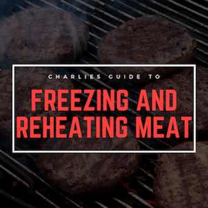 How to Freeze and Re-heat Meat