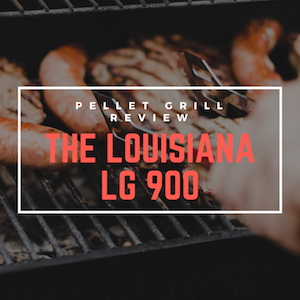 The Louisiana Grill LG 900