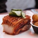 Cooked & Smoked Pork Belly Recipe