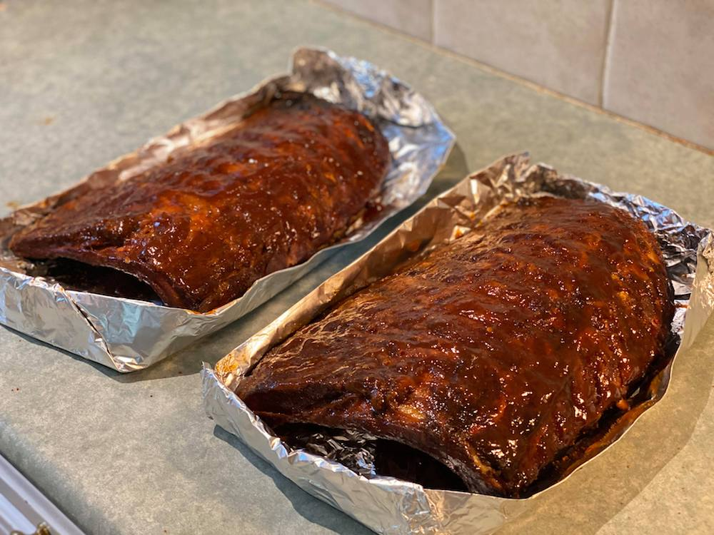 3-2-1 Smoked Ribs Recipe
