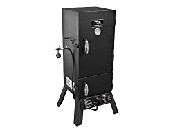 Masterbuilt 20051316 natural gas smoker
