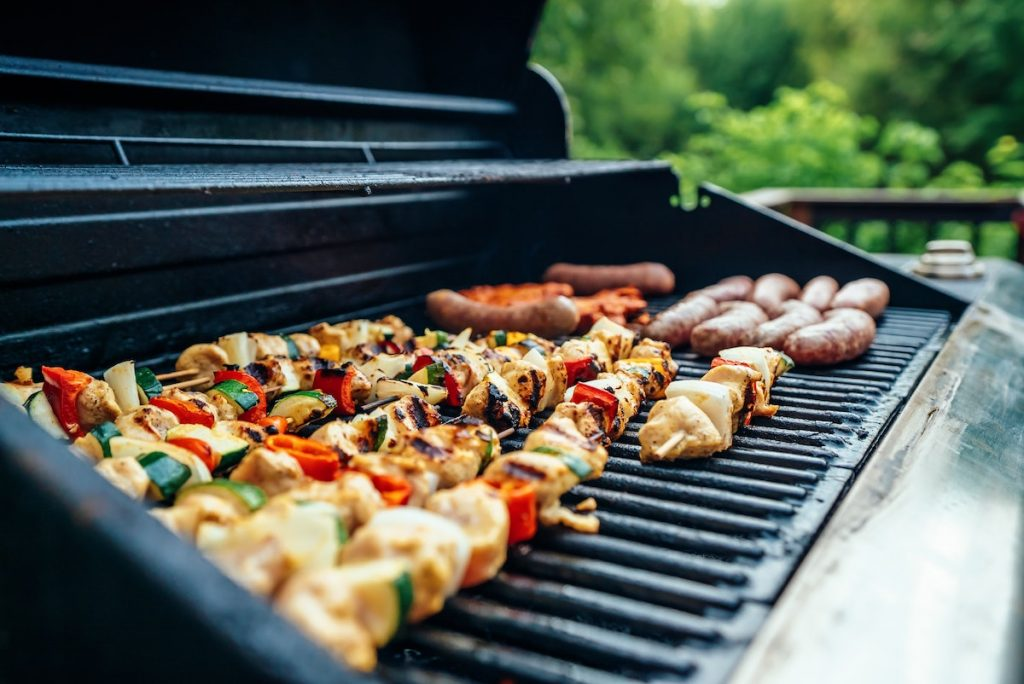 The different BBQ cooking styles