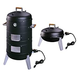 Meco Southern Country Smokers 2 in 1 Water Smoker