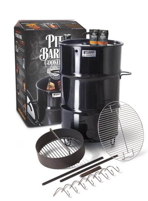 Pit Barrel Cooker Classic Package