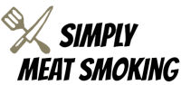 Simply meat Smoking Logo