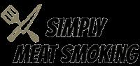 Simply meat Smoking Logo
