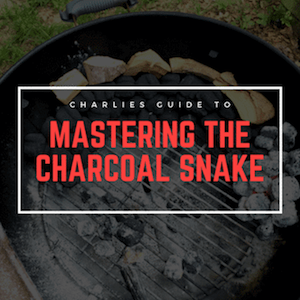 The Charcoal Snake Method