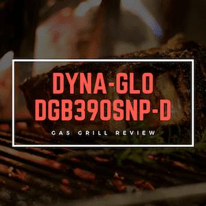 Dyna-Glo DGB390SNP-D Review