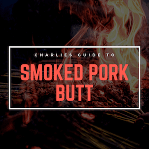 Smoked Pork Butt Recipe