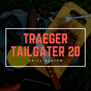 Traeger Tailgater 20