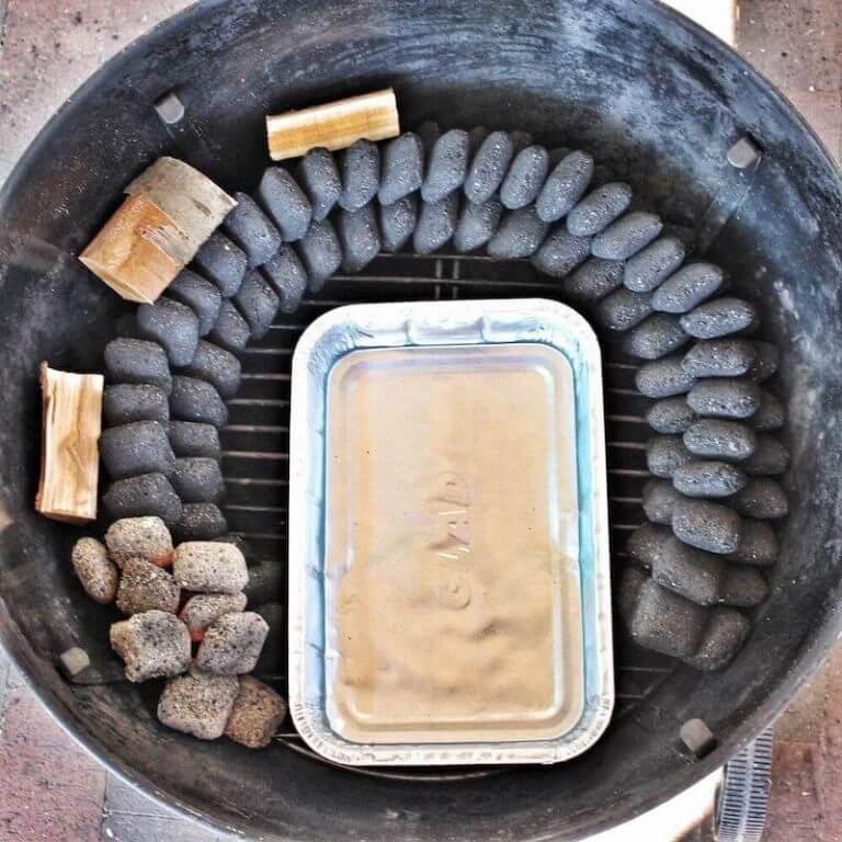 Setting Up Your Water / Drip Pan