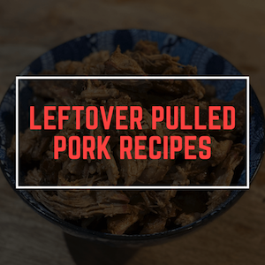 leftover pulled pork recipes